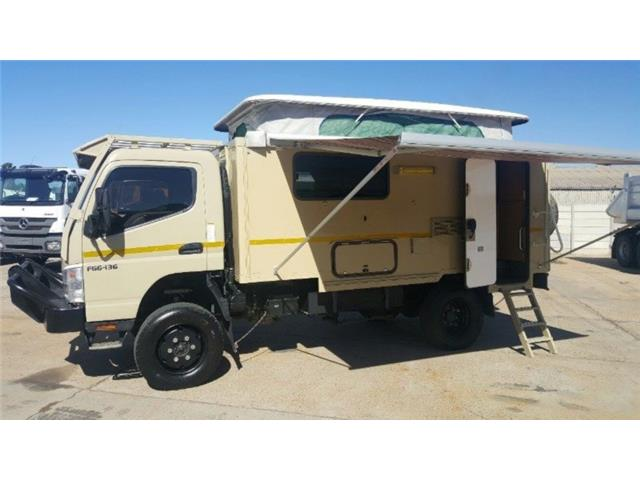 Mitsubishi Canter 6c15 Expedition Camper Expedition Vehicles For