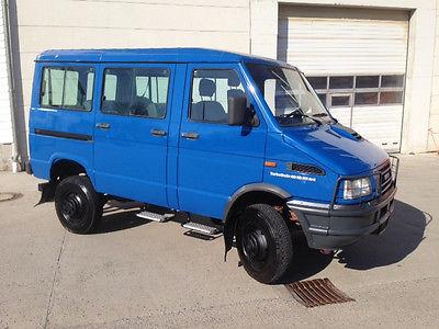 Iveco Daily 40-10 4x4 8-seater Diff Lock VA!